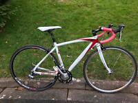 Raleigh Airlite Road Bike. 19 inch frame.