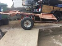 Car/van recovery dolly