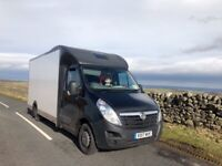 Man and van removal service, single items, motorcycle delivery all uk and eu