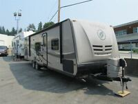 2011 Ford Transit Everlite 33QB Trailer by Evergreen