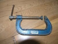 G Clamp Blue Metal Weymouth Free Local Delivery for sale  Dorset