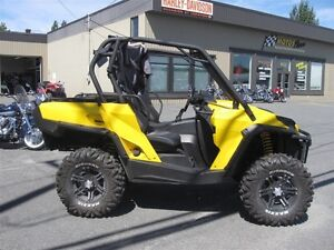2013 can-am Commander 1000