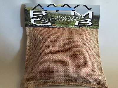 1 lb. - Jamaican Depressed Mountain green coffee beans