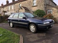 Citroen Xantia turbo Diesel estate MOT tidy economical reliable