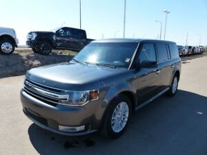 2017 Ford Flex SEL, Leather, Roof, Nav, SYNC3