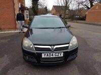 2004 Vauxhall Astra SXi, 1.6, Petrol, Black, 5 dr.