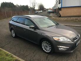 2014/63 Ford Mondeo✅1.6 TDCI✅ZETEC BUSINESS EDITION✅FULL SERVICE LR63EOS