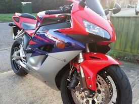 low mileage, very nice bike not to be missed