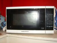 Morphy Richards 800 Watt Microwave