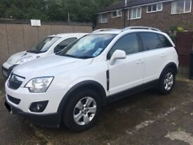Vauxhall Antara 2013 - low mileage, 1st lady owner - £6495 ONO