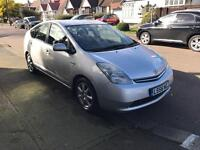 TOYOTA PRIUS HYBRID AUTOMATIC, GENUINE LOW MILEAGE