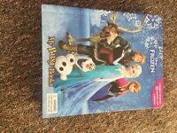 Frozen busy book(brand new)