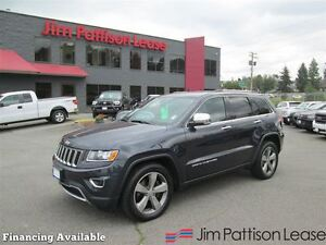 2014 Jeep Grand Cherokee Limited, local/no accidents