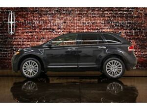2013 Lincoln MKX AWD Luxury Edition Leather Roof Nav
