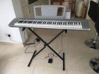 Yamaha NP-30 Digital Piano