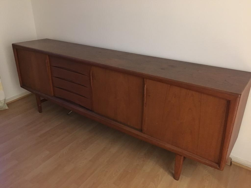 1960's Danish Sideboard -SORRY NOW SOLD
