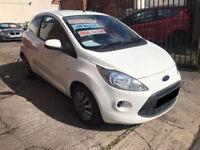 Ford KA 1.2 Edge 3dr (start/stop) - 2012, 2 Lady Owners, 63K Miles, MOT July 18, £30 Tax, Warranty!