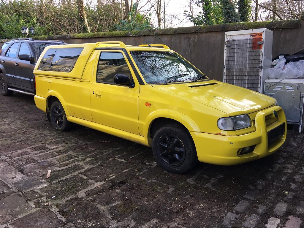 Photos of Skoda Felicia Pickup For Sale
