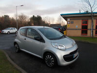 CITROEN C1 COOL 1.0 HATCHBACK NEW SHAPE 2007 ONLY £20 PER YEAR TAX BARGAIN £1150 *LOOK* PX/DELIVERY