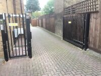 Secure Gated Parking Space Available