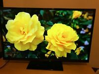 Panasonic Viera 42 Inch Full HD 1080p IPS LED TV With Freeview HD , Slim Design , Media Player