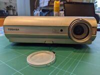 Toshiba Digital Video Projector - TDP-35S
