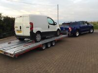 Car/van/ boat/motor bike delivery and recovery service inverness