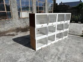 Breeding cages for finches etc