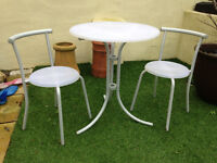 Bistro Garden Kitchen Table and Chairs