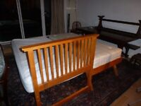 Double childs bed, great for sleep-overs