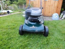 Hayter Harrier 41 Autodrive Variable Speed (No Grass Bag)