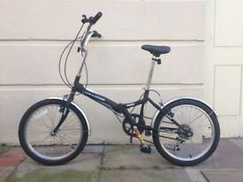 Amazing foldable/collapsable Bicycle 'Challenge' excellent condition