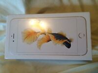 ABSOLUTELY BRAND NEW IPHONE 6S+ unlocked