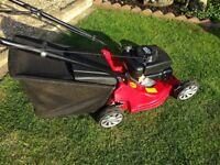 Mountfield Rs100 Self propelled Lawnmower
