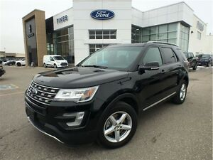 2016 Ford Explorer XLT - 4WD, DUAL MOONROOF & PWR LIFTGATE