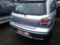 2004 Mitsubishi outlander 4×4 with 12 months Mot cheap and clean