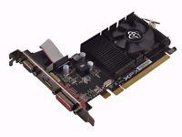 XFX Radeon R7 240 Graphics Card (2GB, GDDR3)