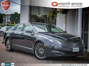 2013 Lincoln MKZ 4D Sedan AWD All Factory Options
