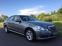 2009 Mercedes-Benz E Class E220 CDI Blue EFFICIENCY 11,798 miles Automatic Diesel W212 New Shape