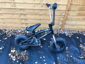 Venom mini BMX stunt bike