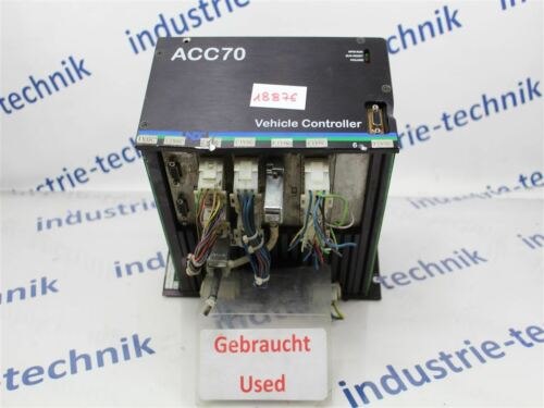 Netzler & Dahlgren Acc70 Vehicle Controller 18401-11-acc70 II L
