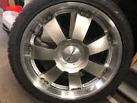 22inch lenso wheels