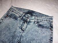 Girls Skinny Jeans, Top and tea shirt