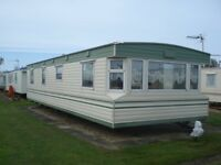3 BEDROOM STATIC CARAVAN FOR LET SKEGNESS, PET FRIENDLY MON 20TH - FRI 24TH AUGUST 4 NIGHTS STAY