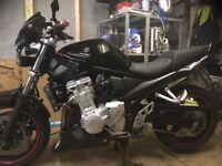 Suzuki bandit 650 k8