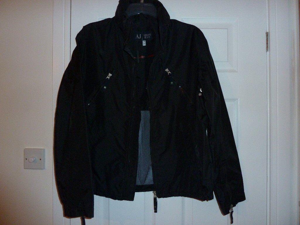 Mens jacket gumtree - Armani Mens Jacket