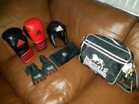Adidas Boxing Gear