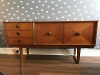 Mid century sideboard delivery Available