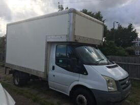 Man and Van Removal- All areas in London