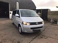 2012 Volkswagen T-PORTER T30 SE 140TDI LW SHUTTLE has TAXI LICENCE